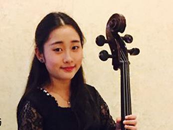 赵康斓 大提琴教师
