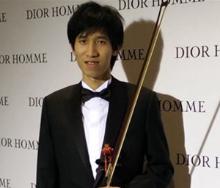 张英祺  小提琴老师