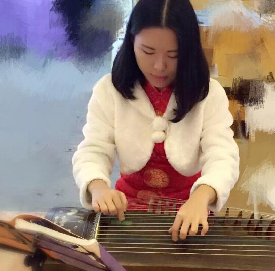 张浩吉 古筝老师