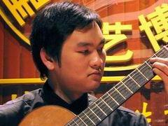 李威顺  吉他老师